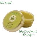 DAVA Hemp Lip Balm (Vanella and Lalic Aroma) -25Gm