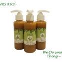 DAVA Hemp Face Wash (Tree Tea Aroma)- 200 Ml